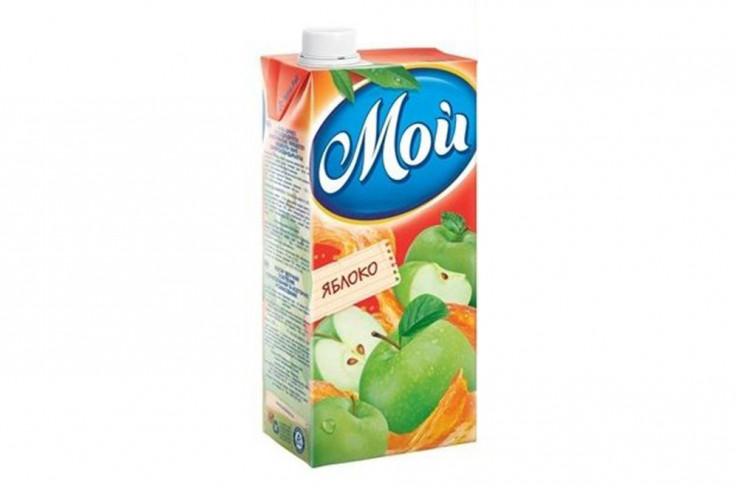 Сок «Мой» Яблочный, 0,95 л
