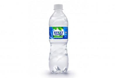 Вода негазированная «Букет Чувашии», 0,5 л
