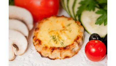Перепечки с картофелем
