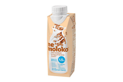 Ne moloko, напиток гречневый классический лайт, 250 мл